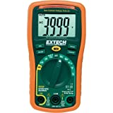 Extech EX330 Autoranging Mini Multimeter with NCV and Type K Temperature