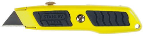 Stanley 10-779 Dynagrip Retractable Utility Knife
