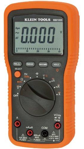 Klein Tools MM1000 Electrician's Multimeter