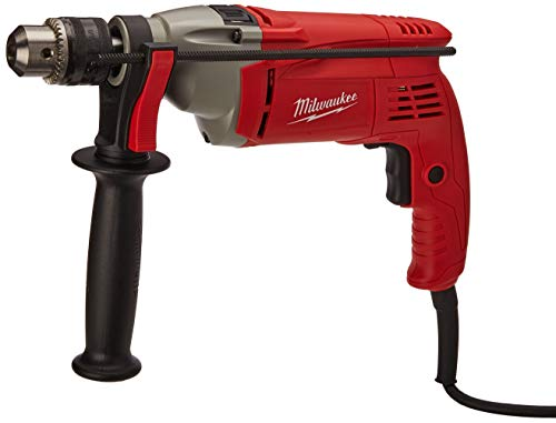Milwaukee 5376-20 1/2' (13 Mm) Hammer Drill, Red