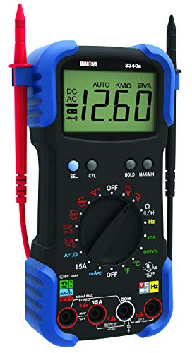 INNOVA 3340 Professional Automotive Digital Multimeter