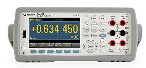 KEYSIGHT 34461A Digital Multimeter, 6 1/2 Digit, Truevolt DMM