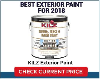 Best Exterior Paint 2018