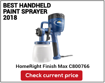 Best Handheld Paint Sprayer for 2019