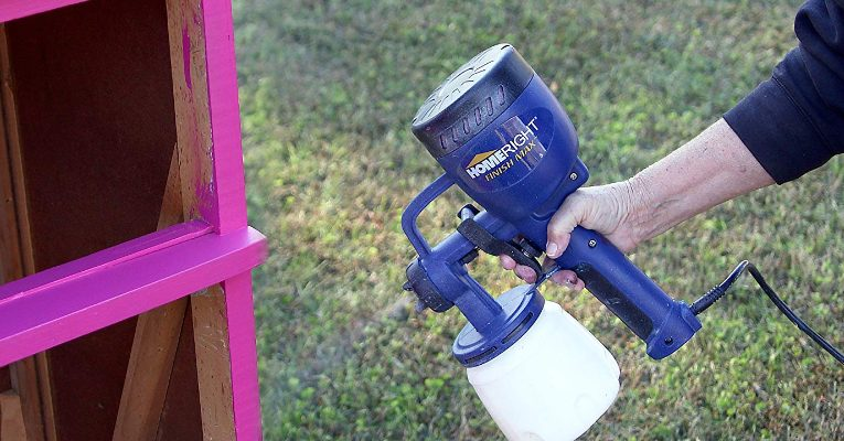 Top Handheld Paint Sprayer 2019