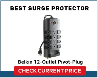 Top Surge Protector